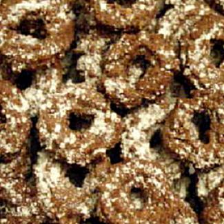 Kakaové věnečky,recept