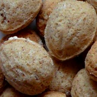 Ořechy - cukroví,recept