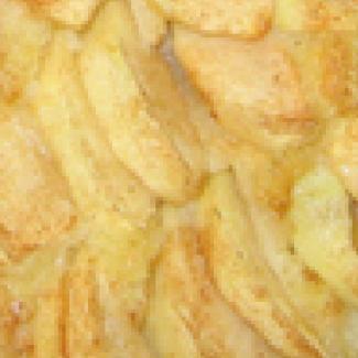 Jablková omeleta,recept