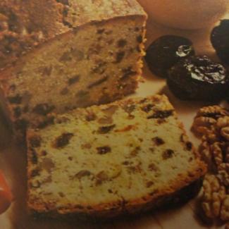 Biskupský chlebíček I,recept