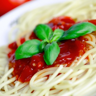 Rajčatová omáčka na špagety,recept