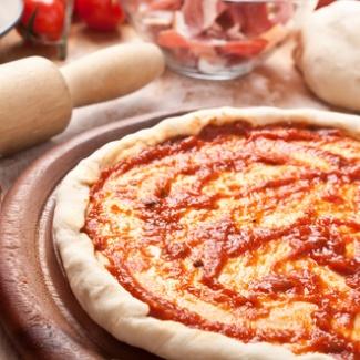 Červená omáčka na pizzu,recept