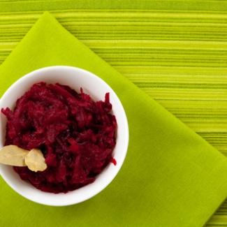 Salát z červené řepy,recept
