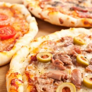 Nekynuté těsto na pizzu,recept