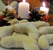 Babiččiny vanilkové rohlíčky